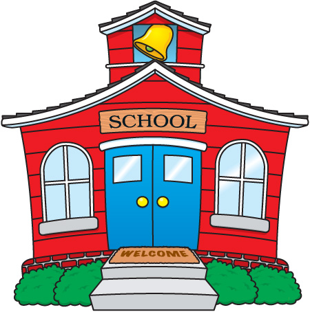 School House Clipart #1