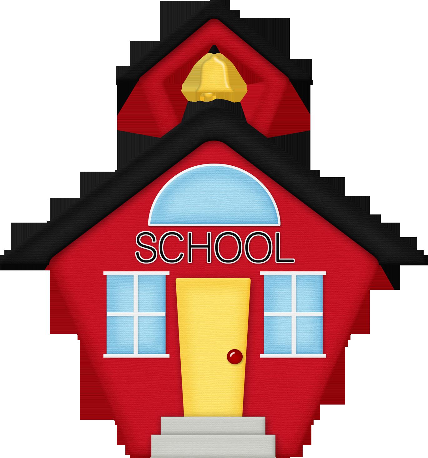 Schoolhouse Clipart - Schoolhouse Clipart