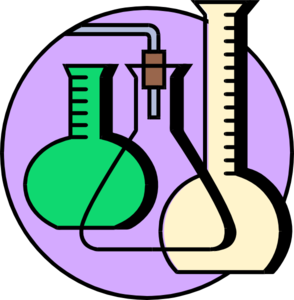 Science Lab Test Tubes Clip A - Science Clipart