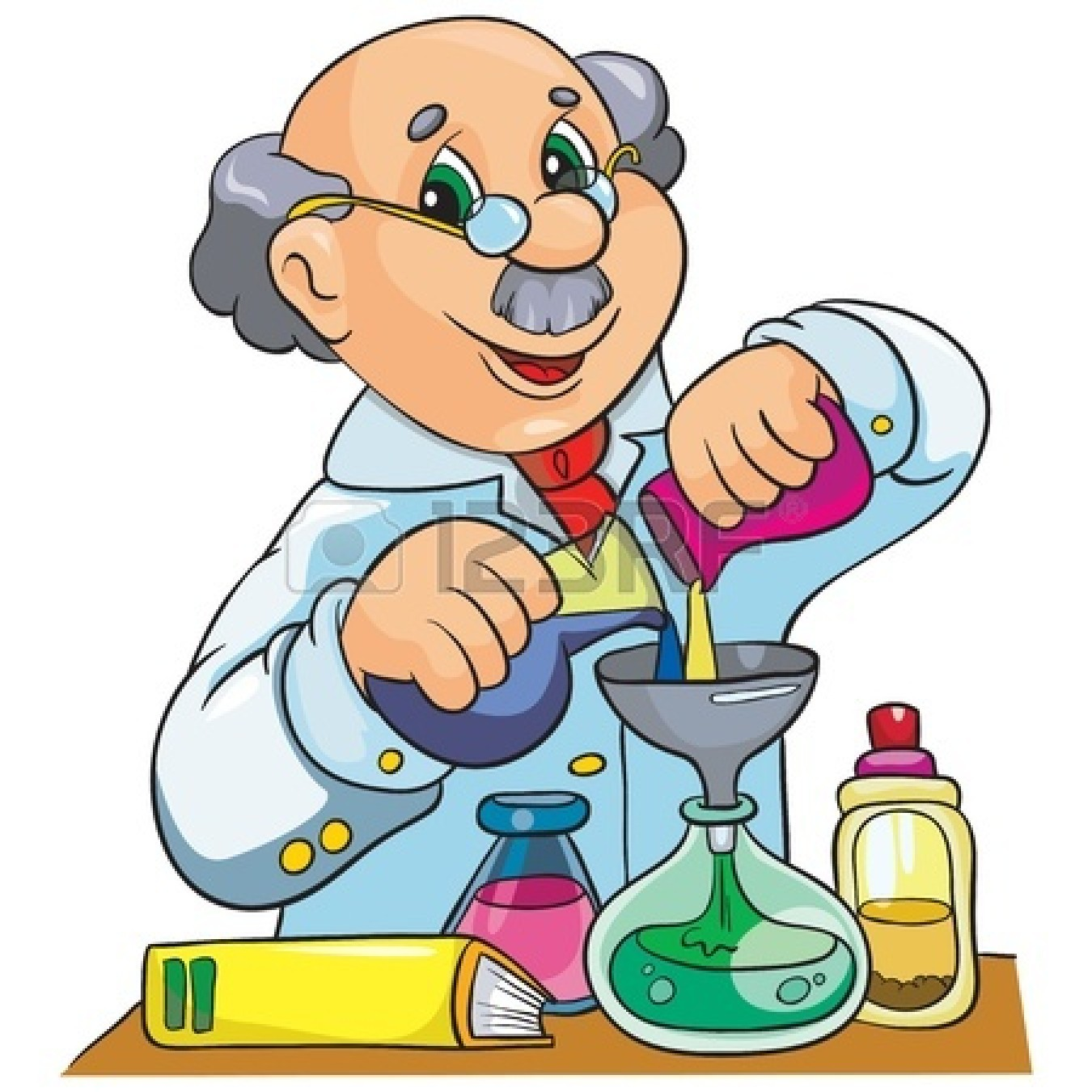 Science Equipment Clipart .