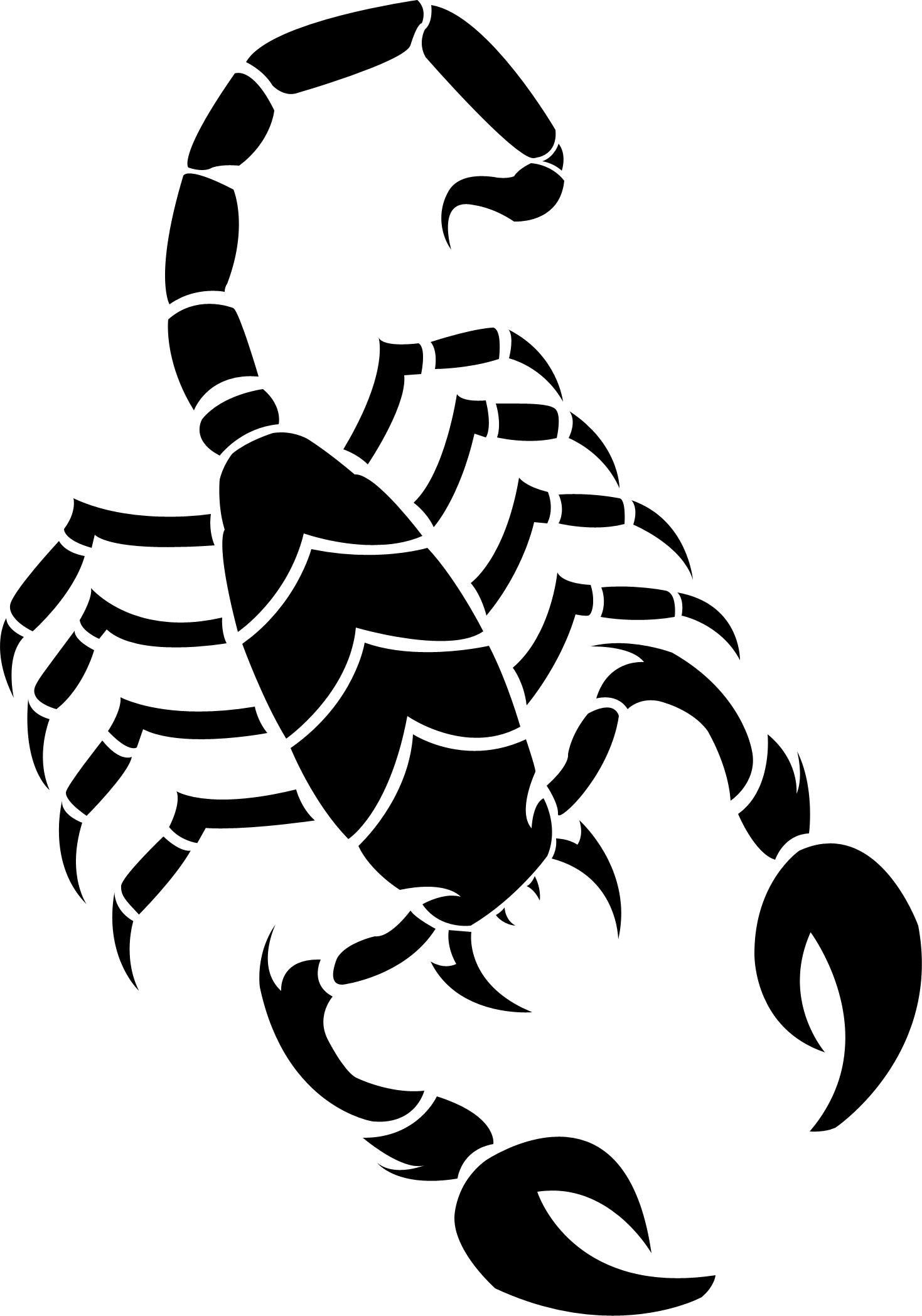 Scorpion clipart transparent #4