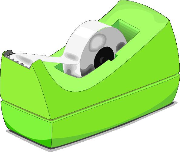 Scotch Tape Roll Clip Art At Clker Com Vector Clip Art Online