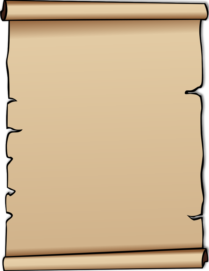Free scroll clipart the cliparts