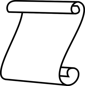 Scroll Clipart
