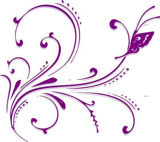 scroll design clip art - Bing .