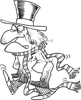 Scrooge Clipart Item 2 Vector Magz Free Download Vector