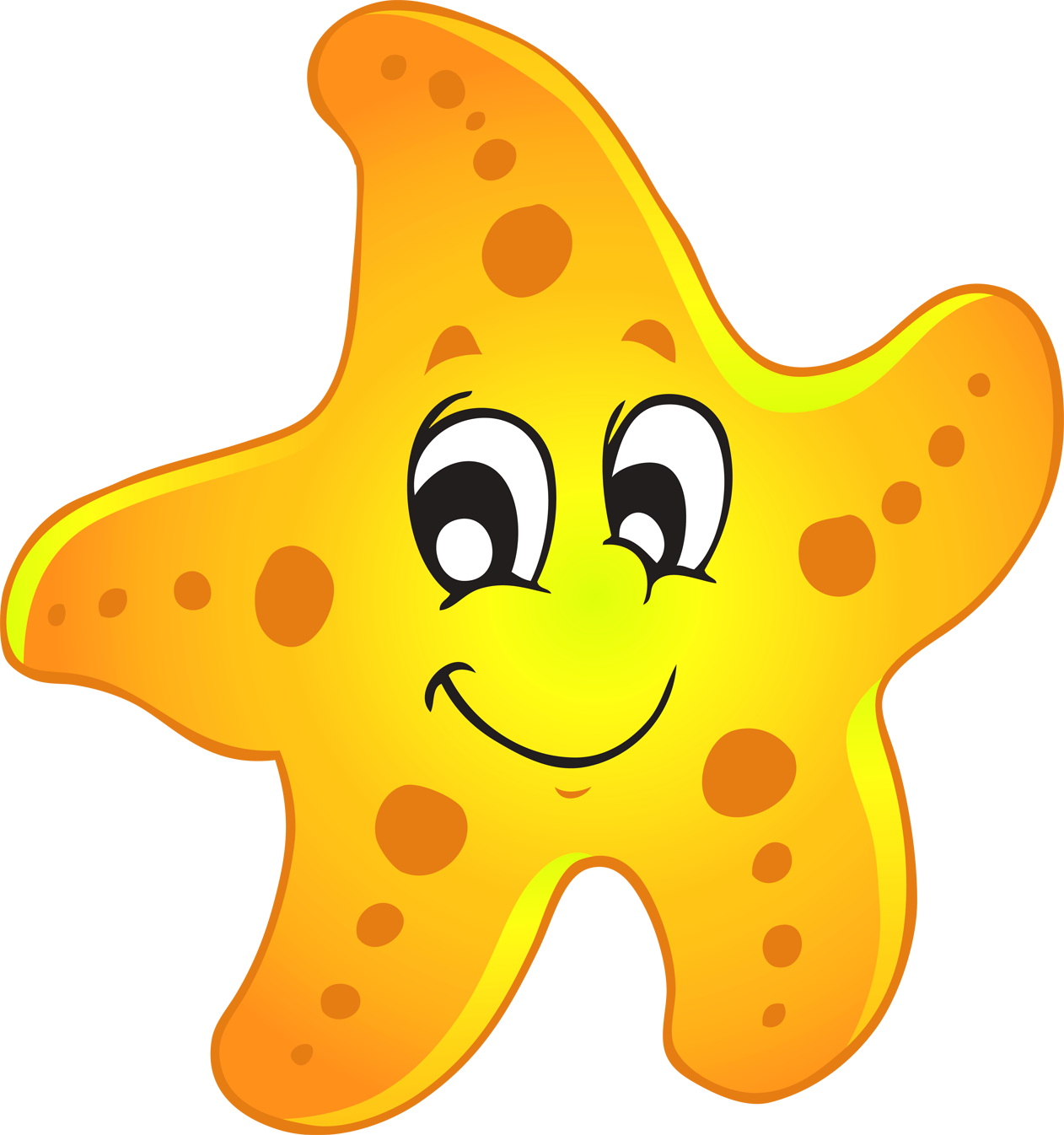 Sea Star Clipart Cliparts Co
