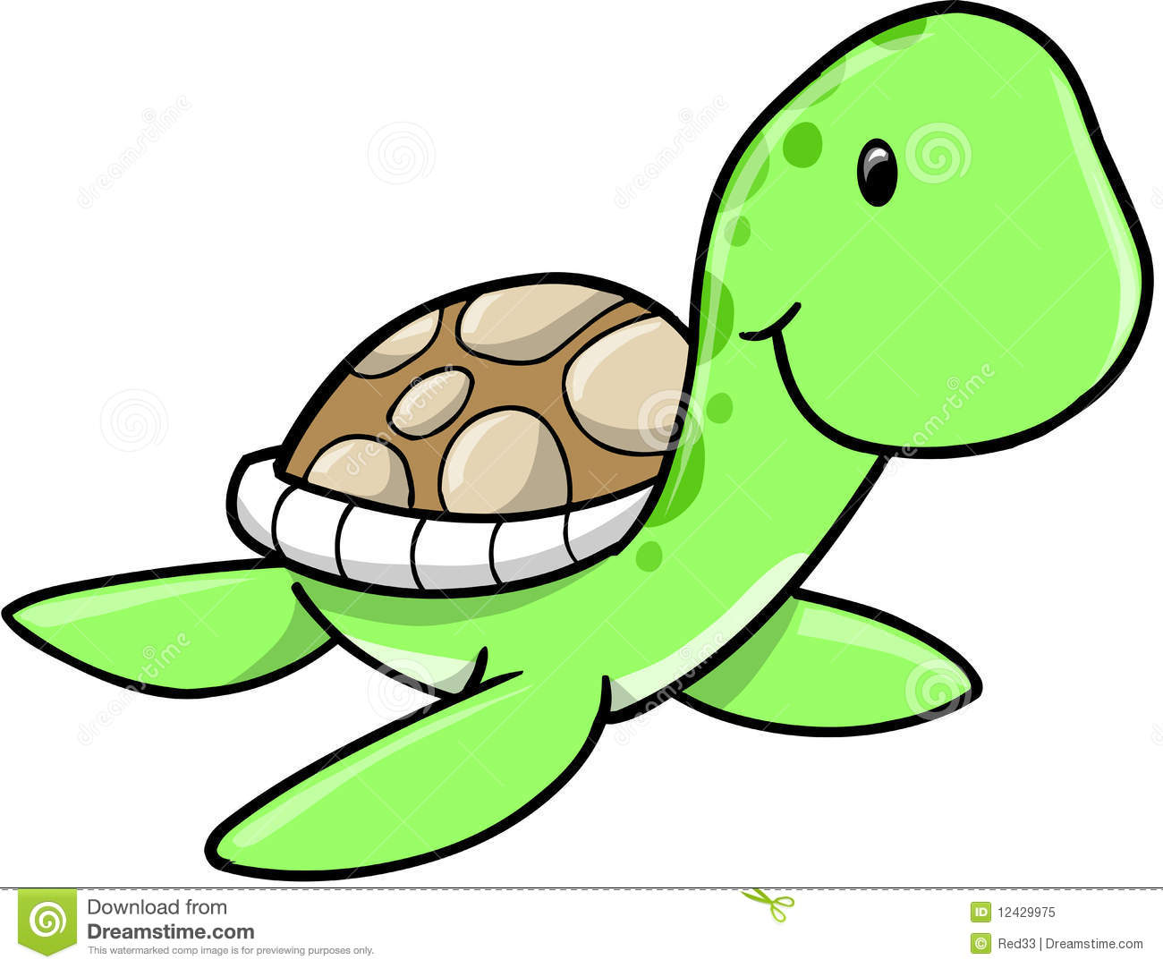 Clipart Sea Turtle Clipart - Sea Turtle Clipart
