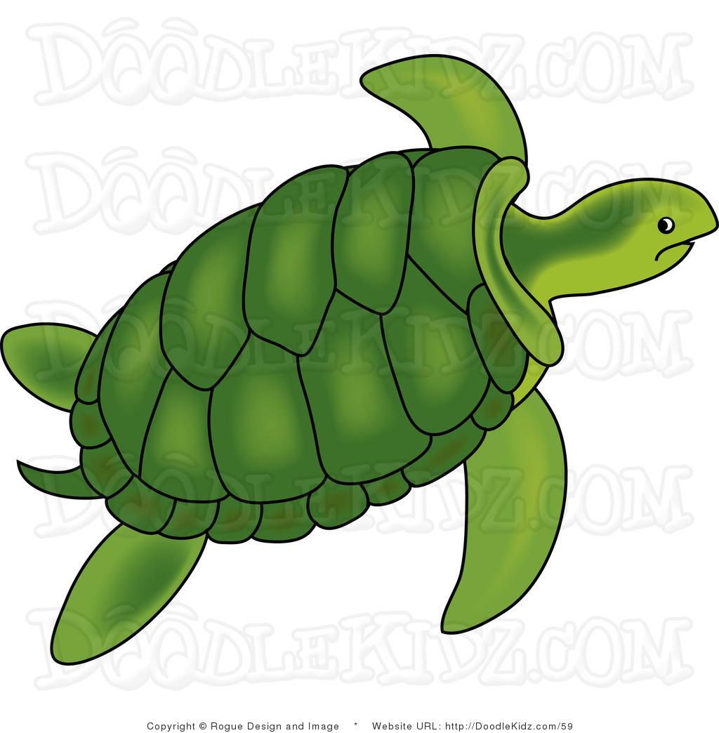 Sea Clip Art - Sea Turtle Clipart