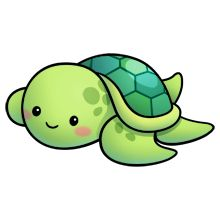 Sea Turtle - just because I freaking adore TURTLES