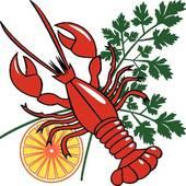 ... seafood dinner ...