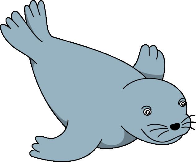 Seal Clipart Seal Clip Art 6 128 125 Seal Clip Art Seal Clip Art Seal