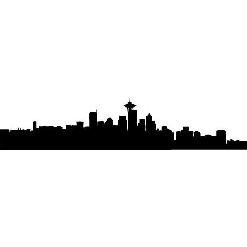 Seattle Outline   Free Download Clip Art   Free Clip Art   on .