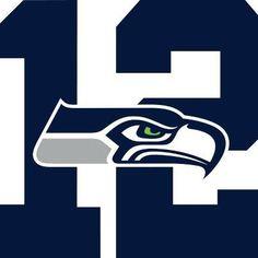 Seattle Seahawks 12th Man Seattle Seahawks 12th Man More