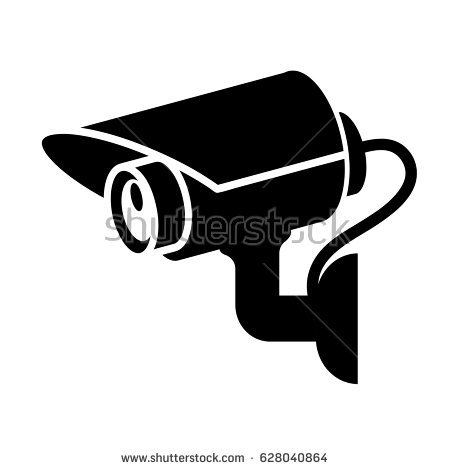camera clipart security camera