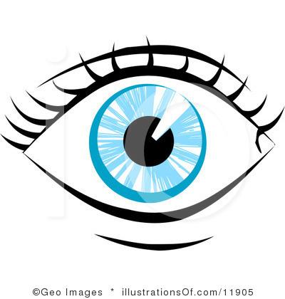 Sense Clipart Royalty Free Eye Clipart Illustration 11905 Jpg