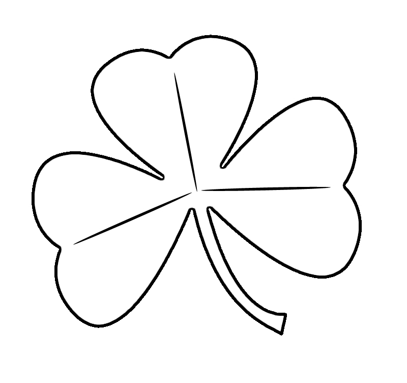 shamrock-coloring-pages-to-
