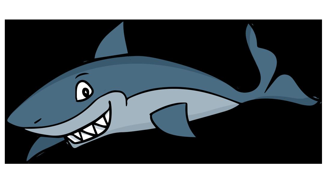 ... great white shark ...