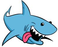 Shark Clip Art - Shark Clipart