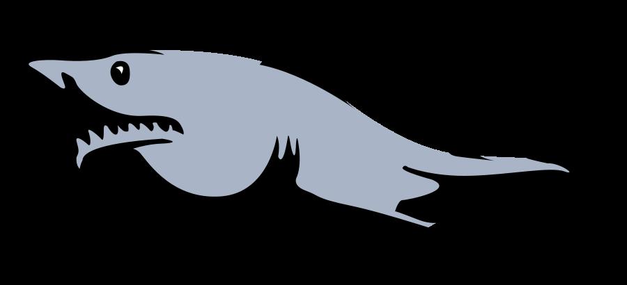 Hammerhezad shark clipart cli - Shark Clipart
