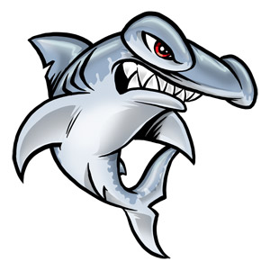 Shark Clipart u0026middot; violation clipart