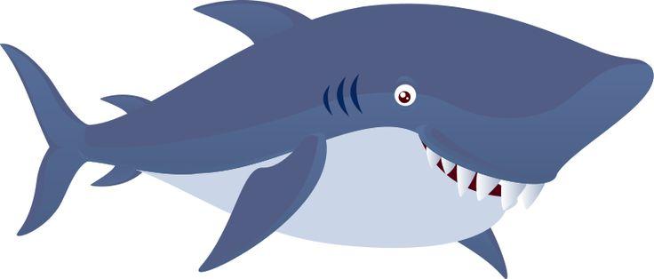 Shark Clip Art 4 - Shark Clipart