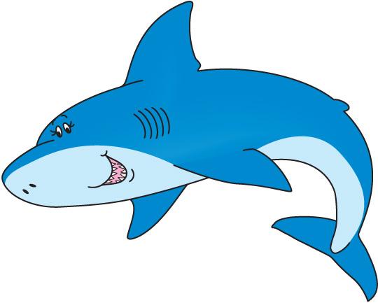 Shark Clipart clip art