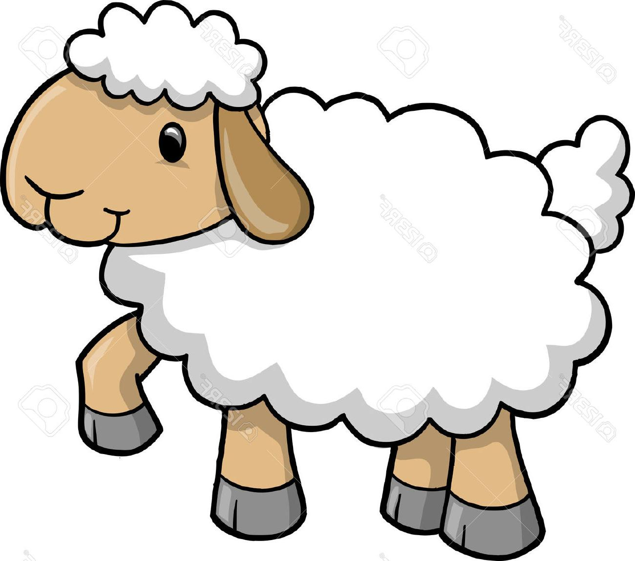 1300x1149 Best Free Printable Lamb Clipart Clipartfest Spring Lambs Library