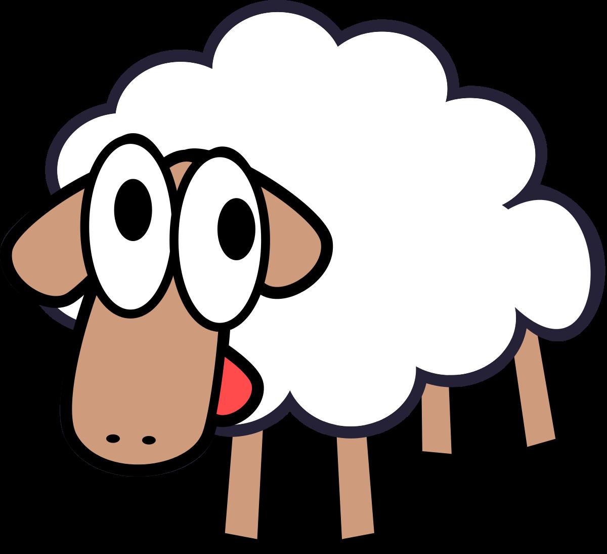 Sheep Clipart u0026amp; Sheep Clip Art Images - ClipartALL clipartall.com
