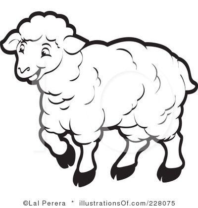 sheep clipart u2013 Item 2   Vector Magz   Free Download Vector Graphics