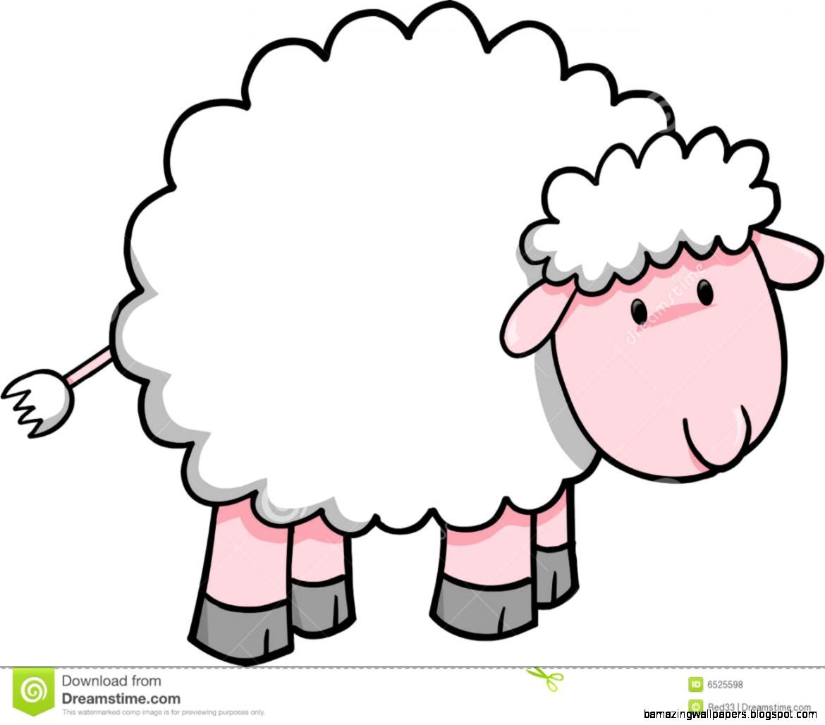 Sheep Clipart 32
