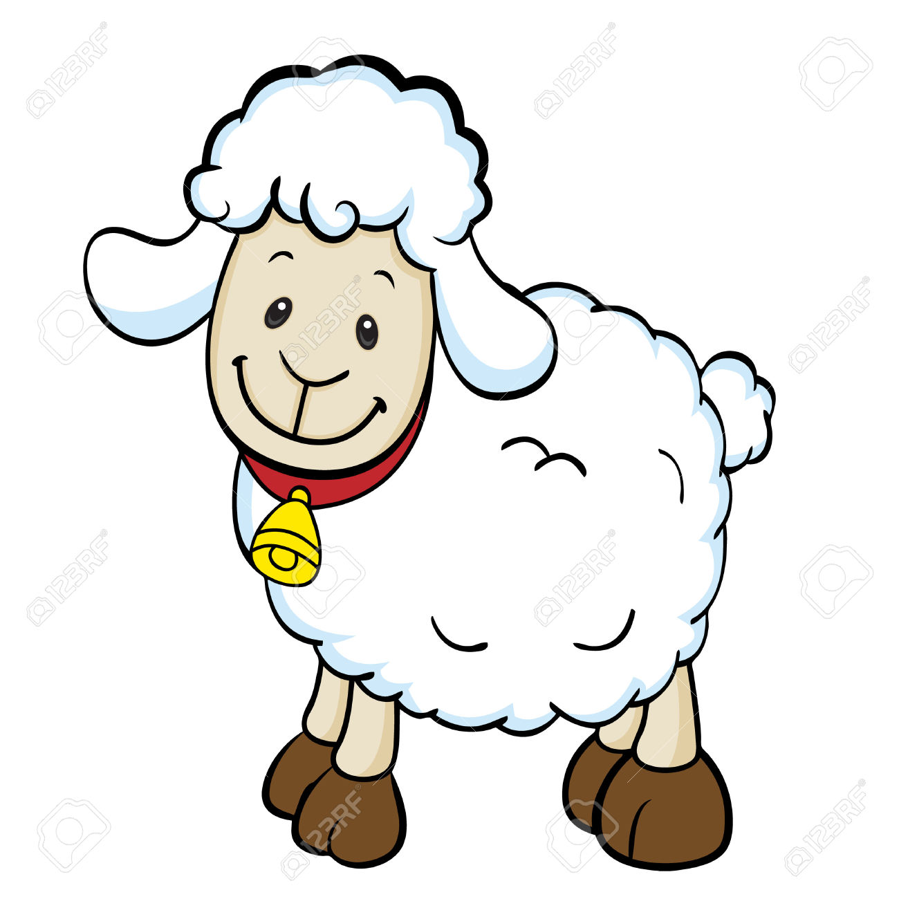 Sheep Clipart 59