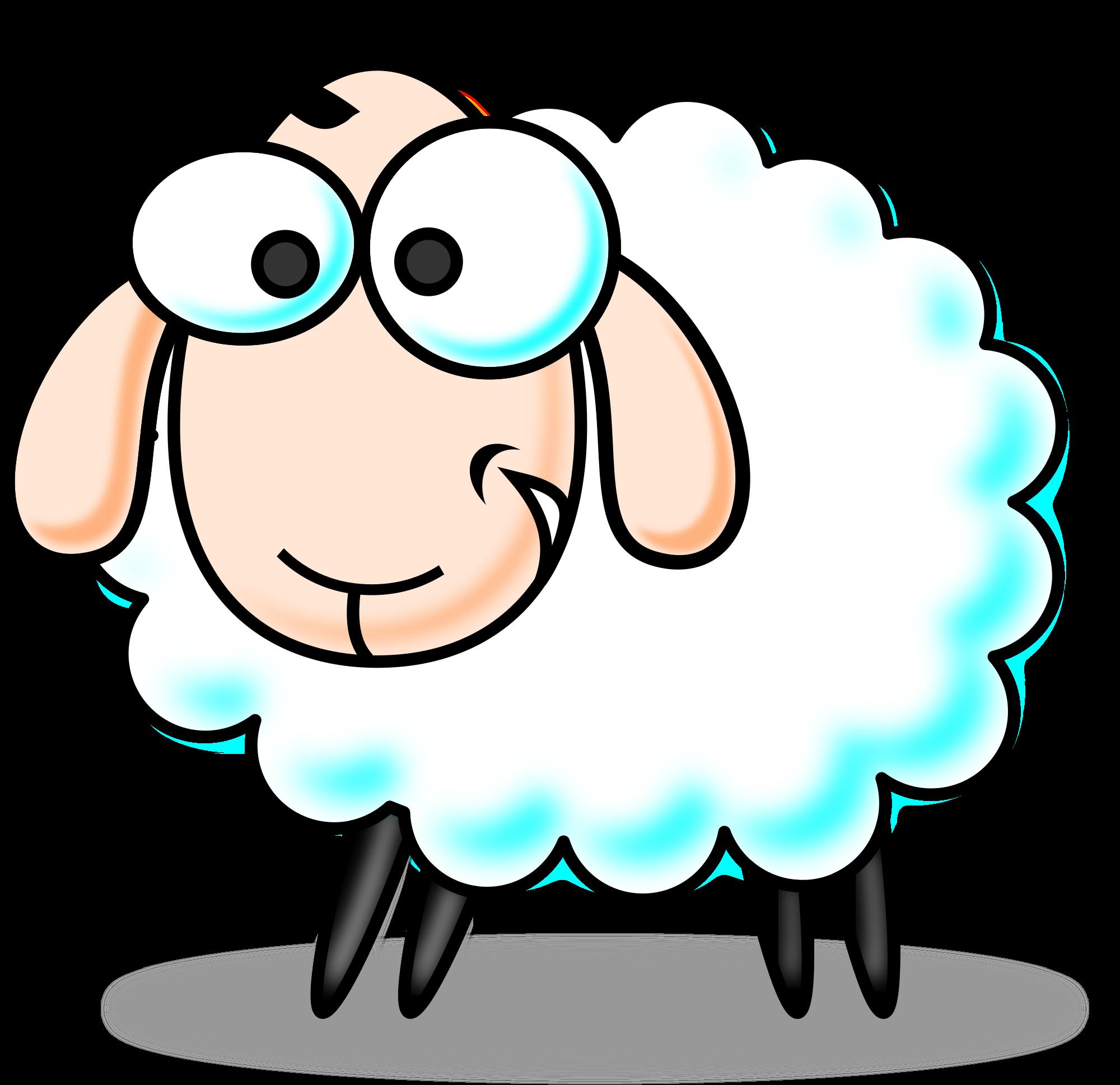 Sheep lamb clip art free clipart images 2 cliparting