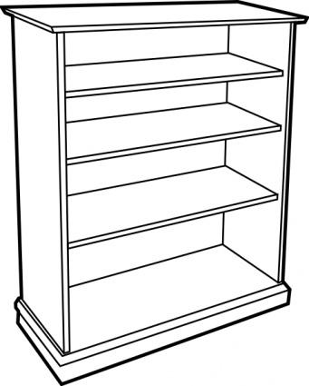 shelf clipart