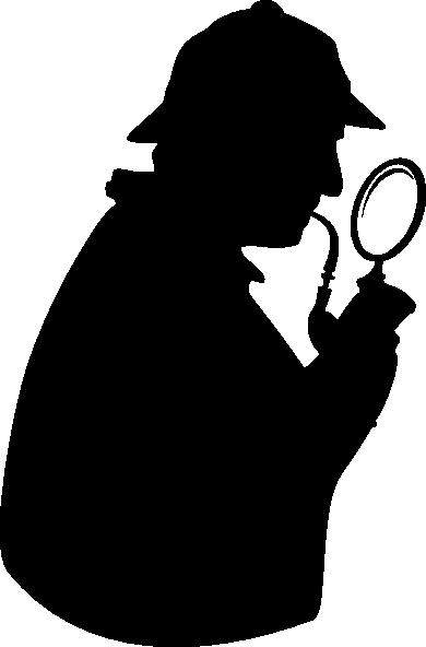 Sherlock Holmes Clip Art