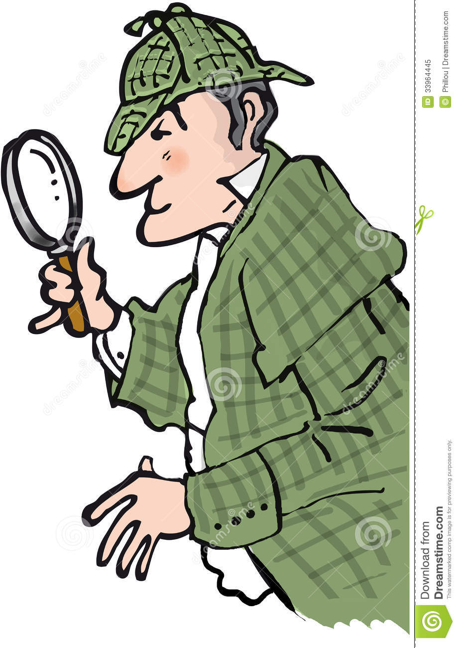 Clipart Sherlock Holmes Clipart
