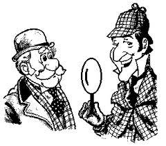 Sherlock cliparts