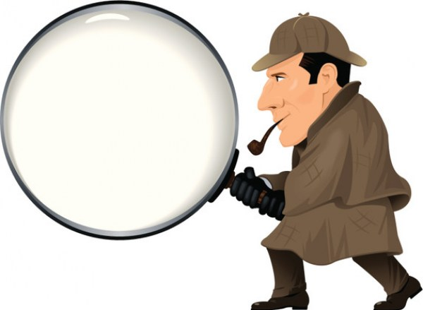 Sherlock Holmes Clip Art. The u0026Phone Slows Restaurant Serviceu0026Story Going  Viral Has