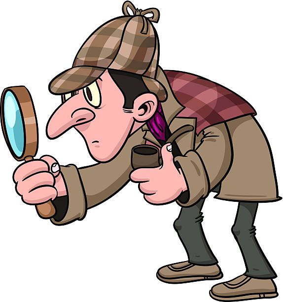 Sherlock Holmes Clipart