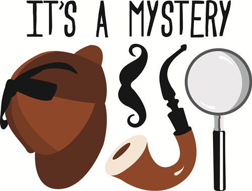 Sherlock Holmes clipart mysterious man #4