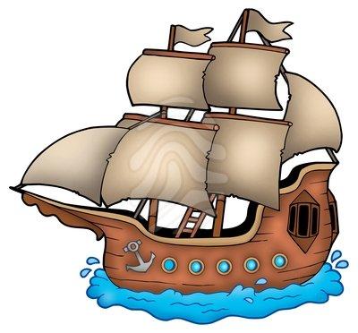 Ship clipart kid 2