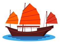 Large Yacht Boat Ship Clipart - Ship Clipart