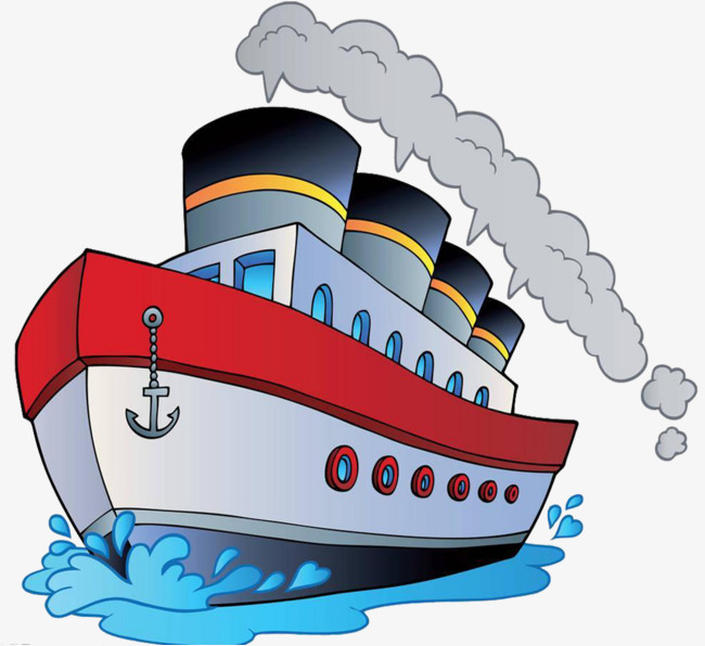 Marine Ship, Ship Clipart, Cartoon Ship, Sea Patrol PNG Image And Clipart