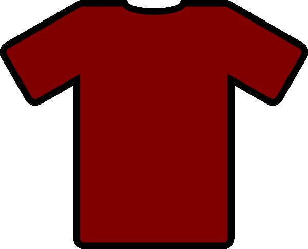 Shirt 1 Clip Art At Clker Com Vector Clip Art Online Royalty Free