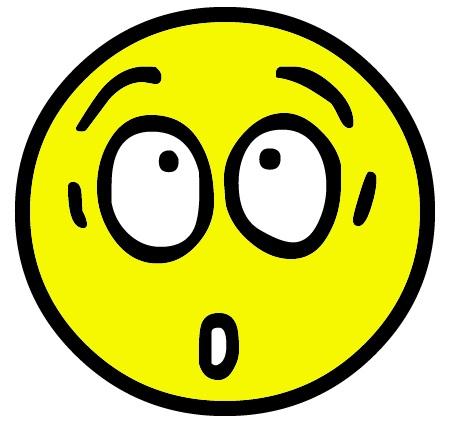 Shocked Smiley Face Clip Art Smiley Code Sfree Quoteko