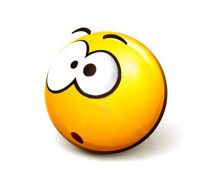 Shocked Smily Face - Clipart library