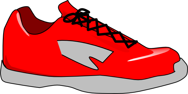shoe clipart