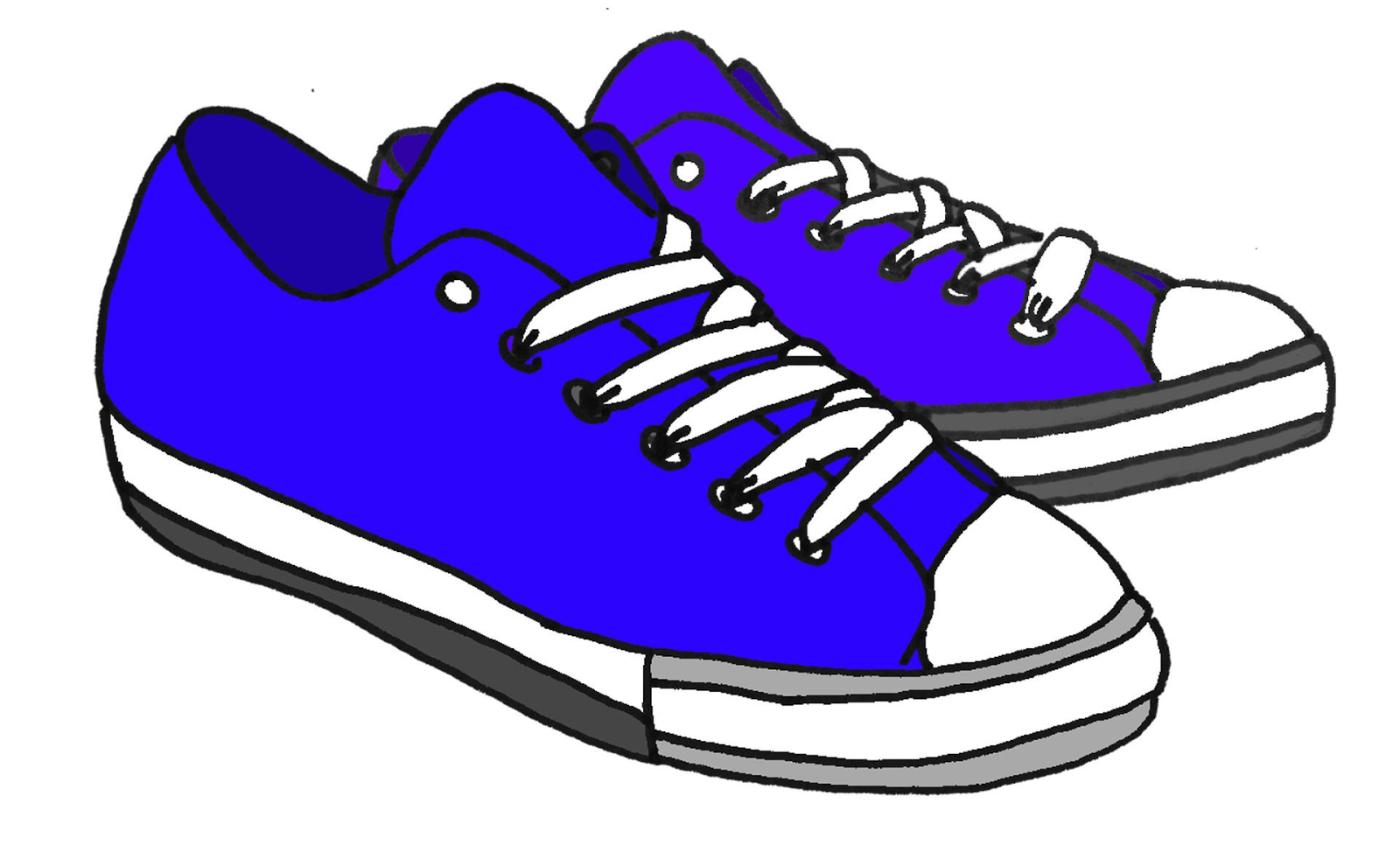 Shoe clipart 3