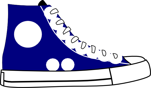 Shoe Clipart this image as: