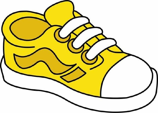 The Top 5 Best Blogs on Shoes Clipart